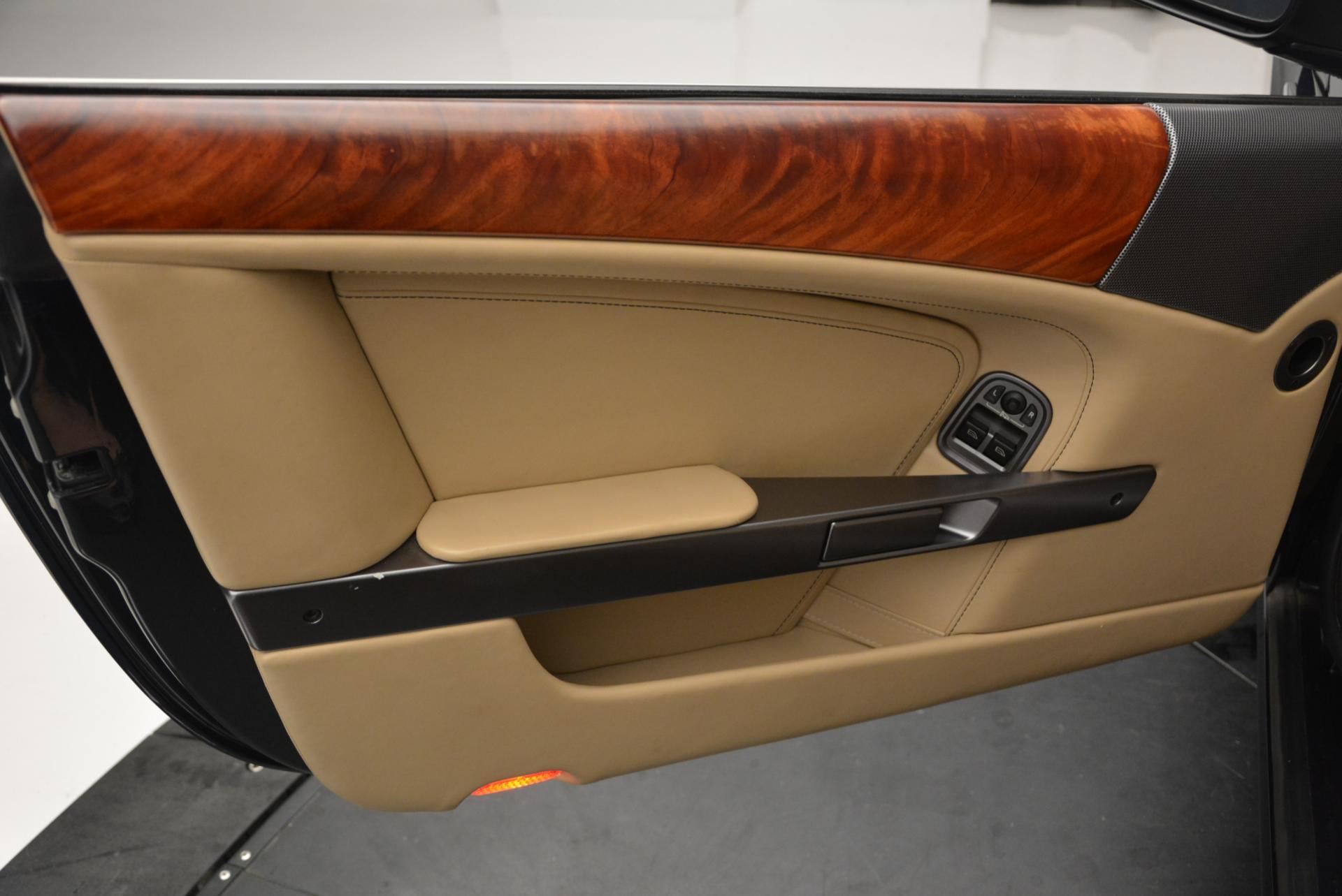 Used 2007 Aston Martin DB9 Volante For Sale In Greenwich, CT 97_p27