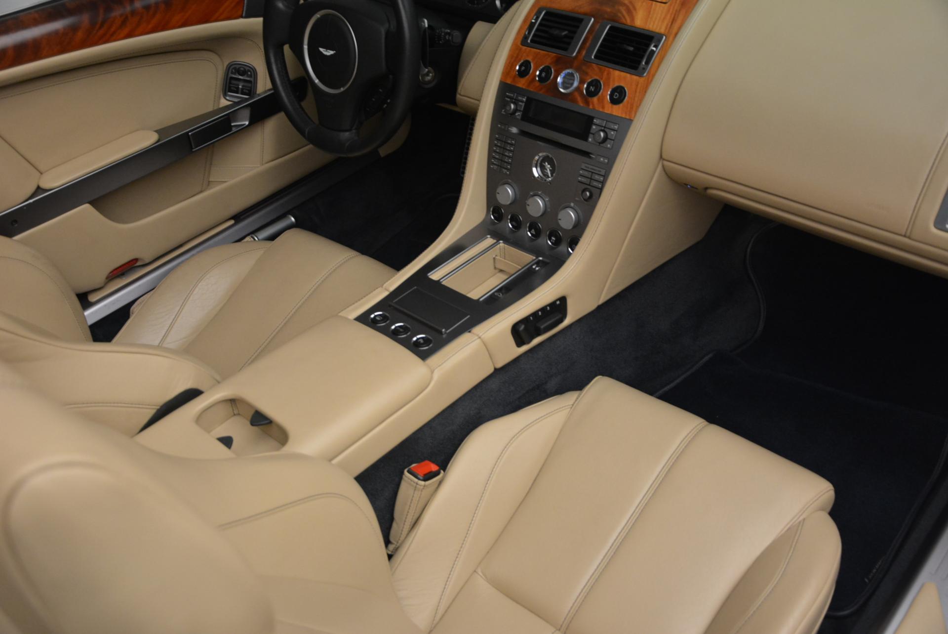 Used 2007 Aston Martin DB9 Volante For Sale In Greenwich, CT 97_p34