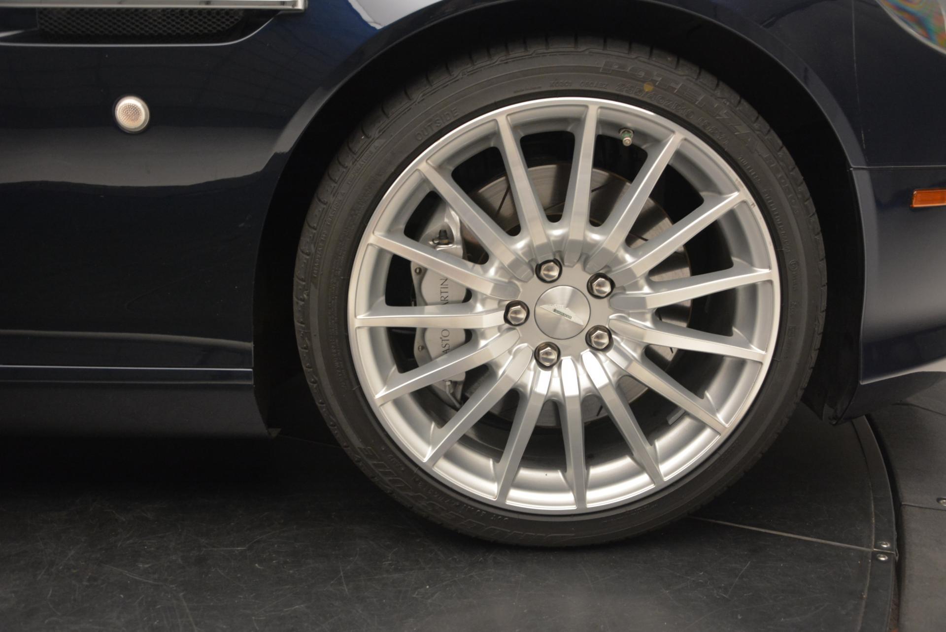 Used 2007 Aston Martin DB9 Volante For Sale In Greenwich, CT 97_p35