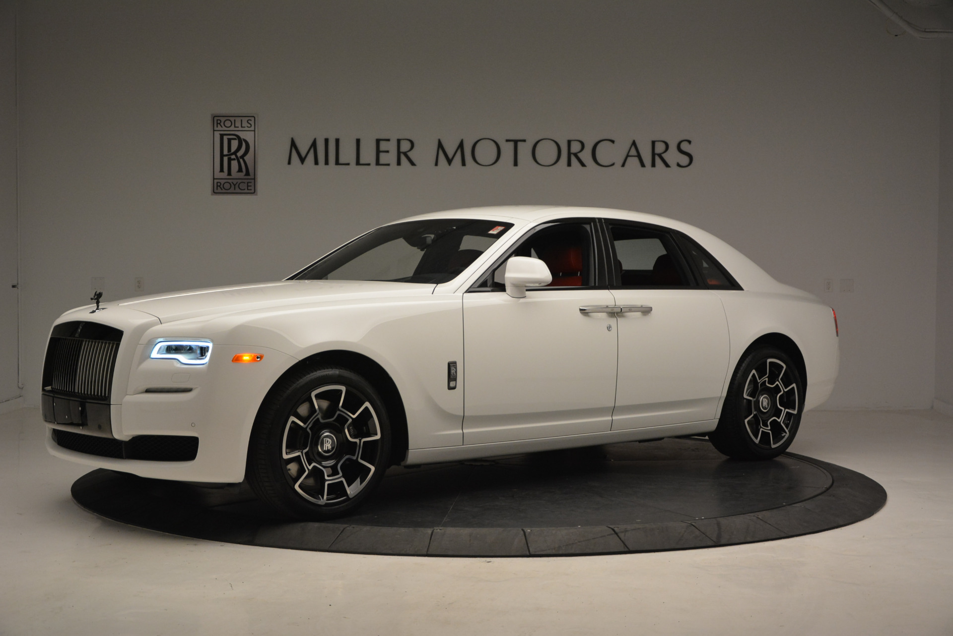 New 2017 Rolls-Royce Ghost Black Badge For Sale In Greenwich, CT 970_p2
