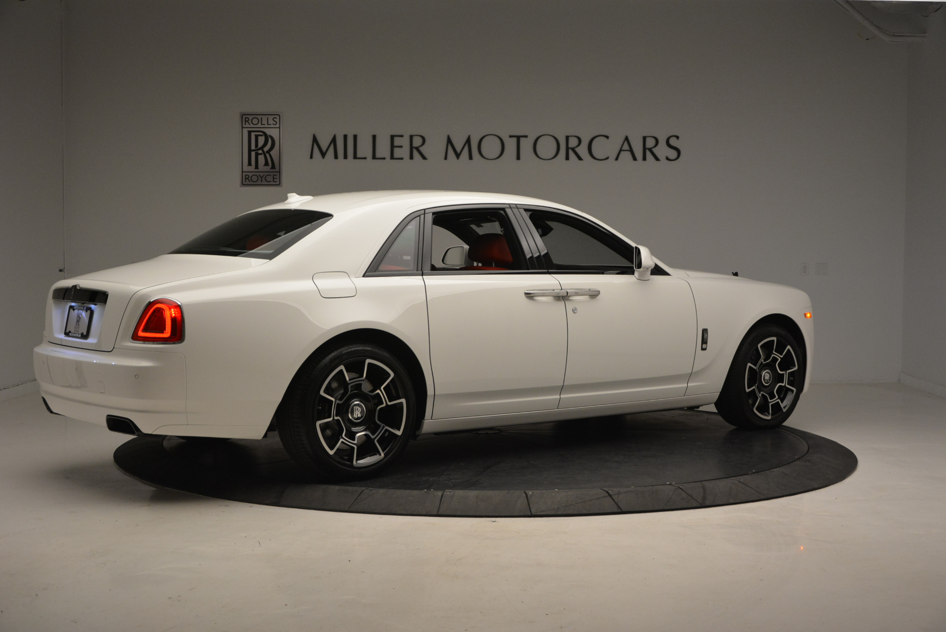 New 2017 Rolls-Royce Ghost Black Badge For Sale In Greenwich, CT 970_p8
