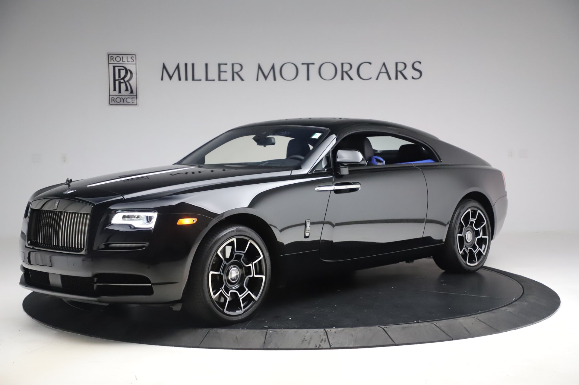 New 2017 Rolls-Royce Wraith Black Badge For Sale In Greenwich, CT 974_p3