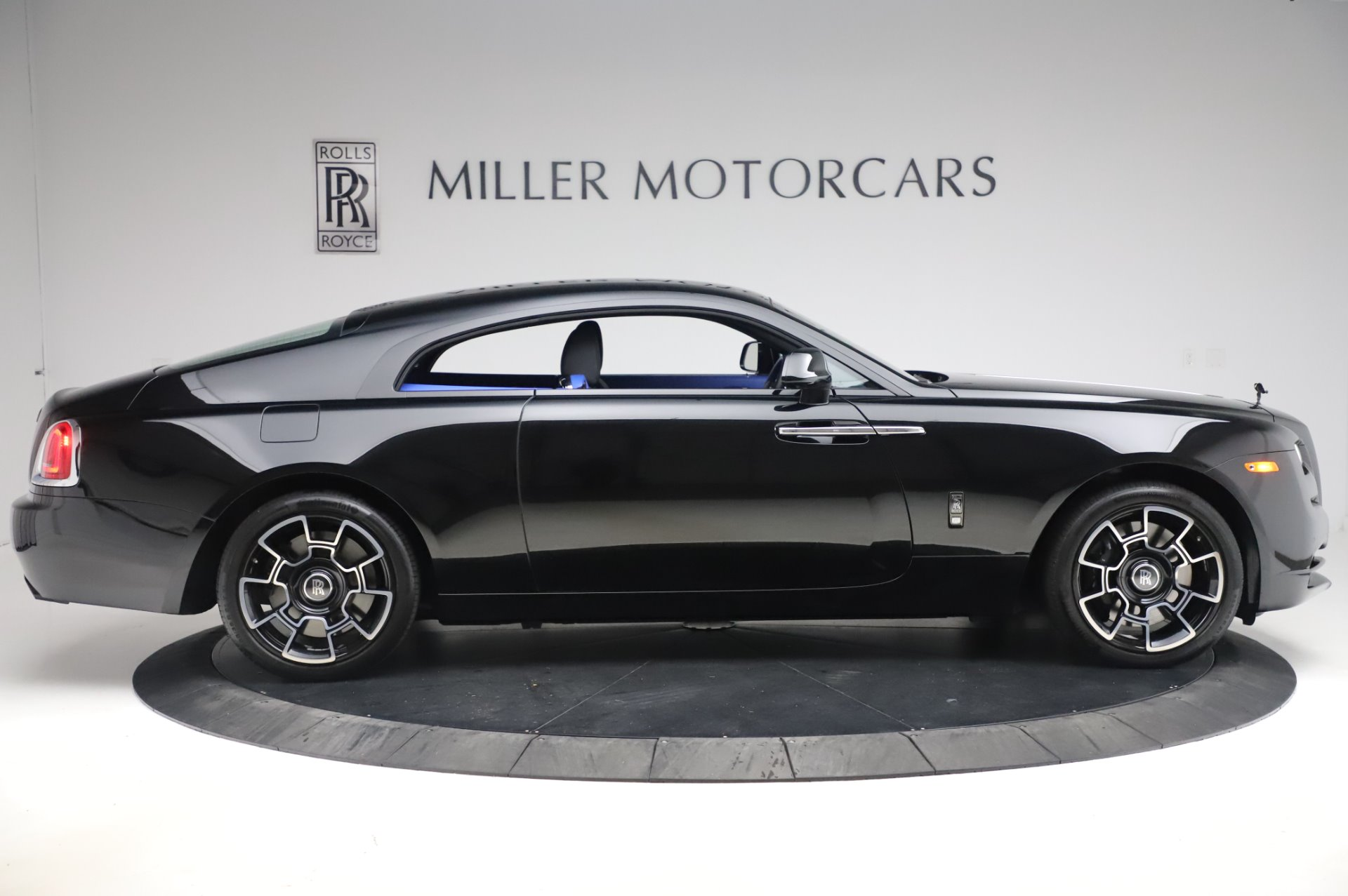New 2017 Rolls-Royce Wraith Black Badge For Sale In Greenwich, CT 974_p8
