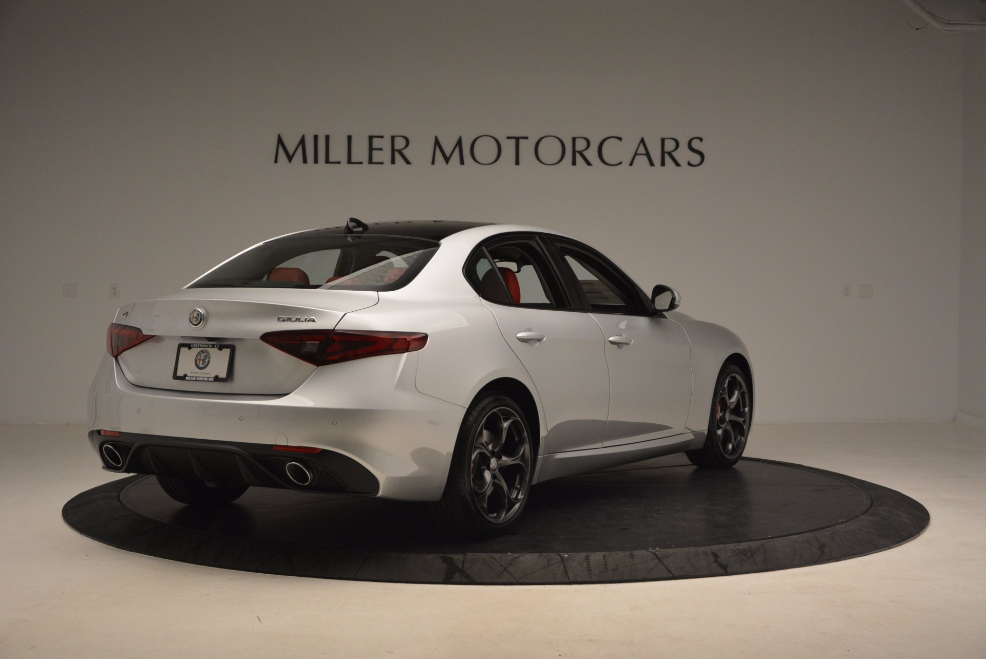 New 2017 Alfa Romeo Giulia Ti Q4 For Sale In Greenwich, CT 980_p10