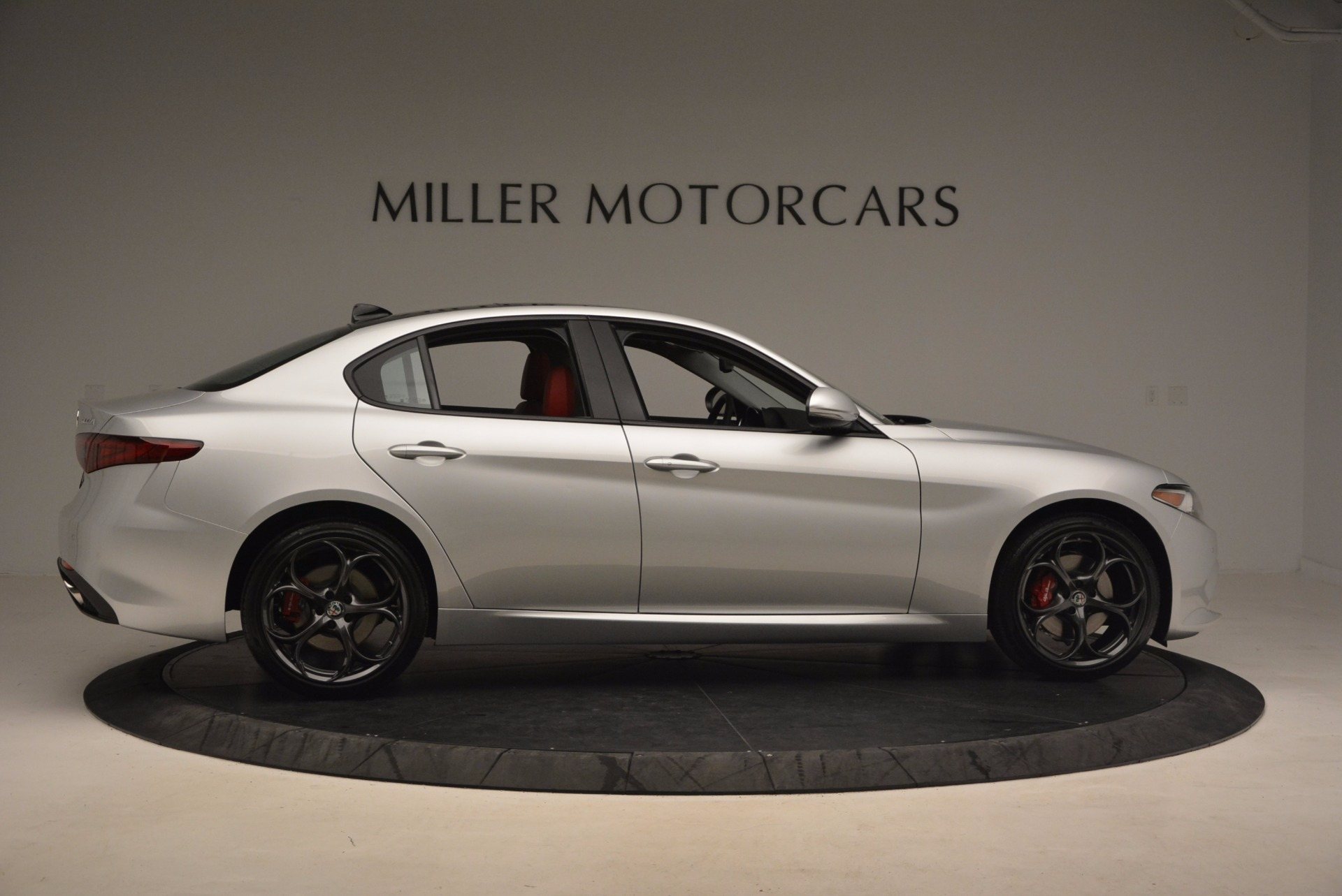 New 2017 Alfa Romeo Giulia Ti Q4 For Sale In Greenwich, CT 980_p11
