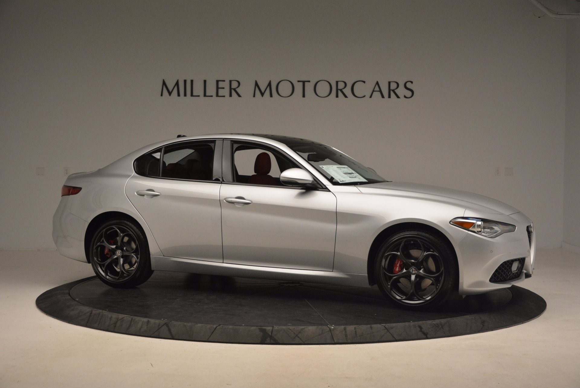 New 2017 Alfa Romeo Giulia Ti Q4 For Sale In Greenwich, CT 980_p12