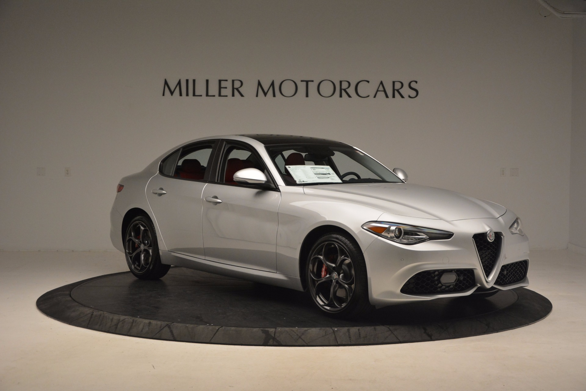 New 2017 Alfa Romeo Giulia Ti Q4 For Sale In Greenwich, CT 980_p13