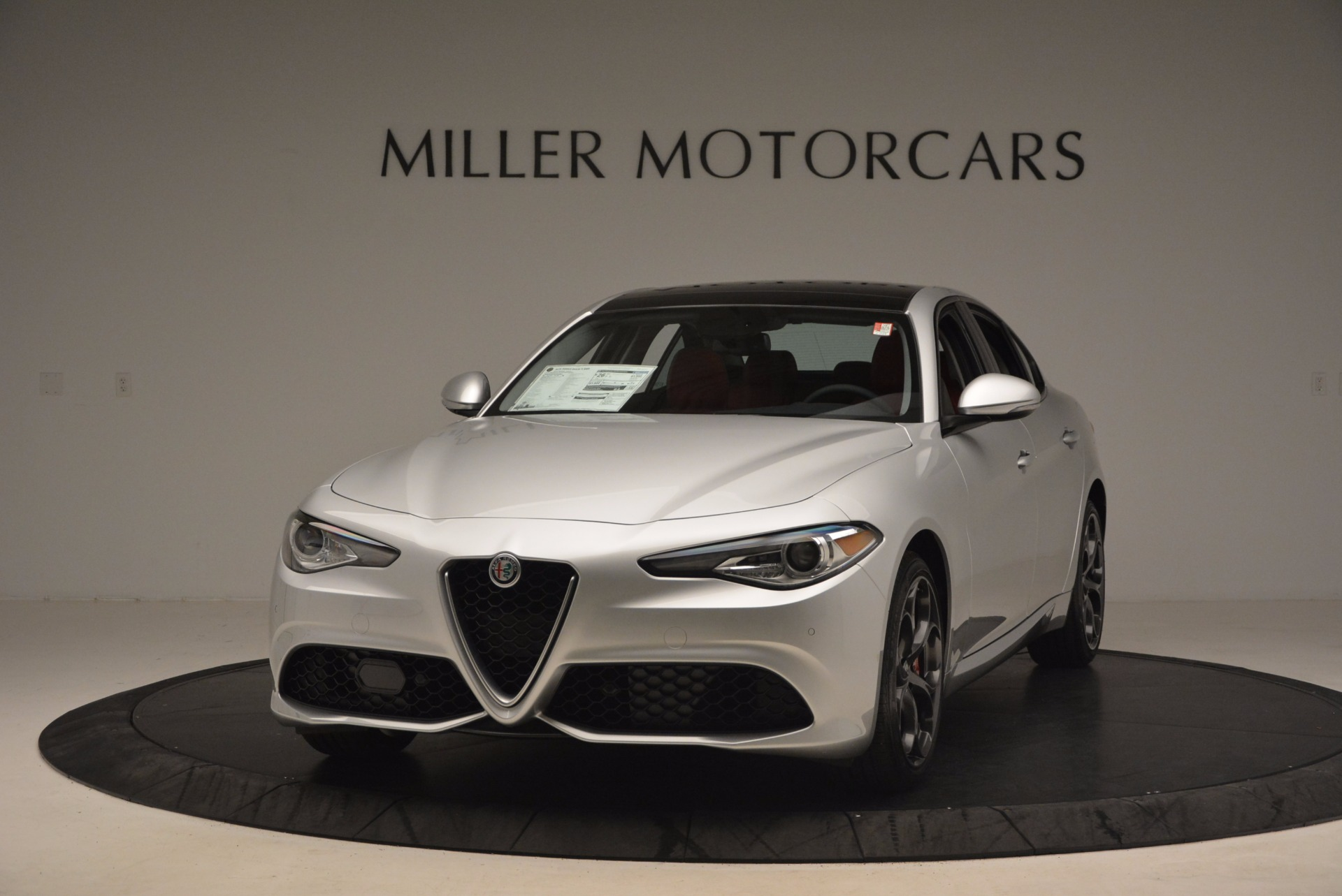 New 2017 Alfa Romeo Giulia Ti Q4 For Sale In Greenwich, CT 980_p2