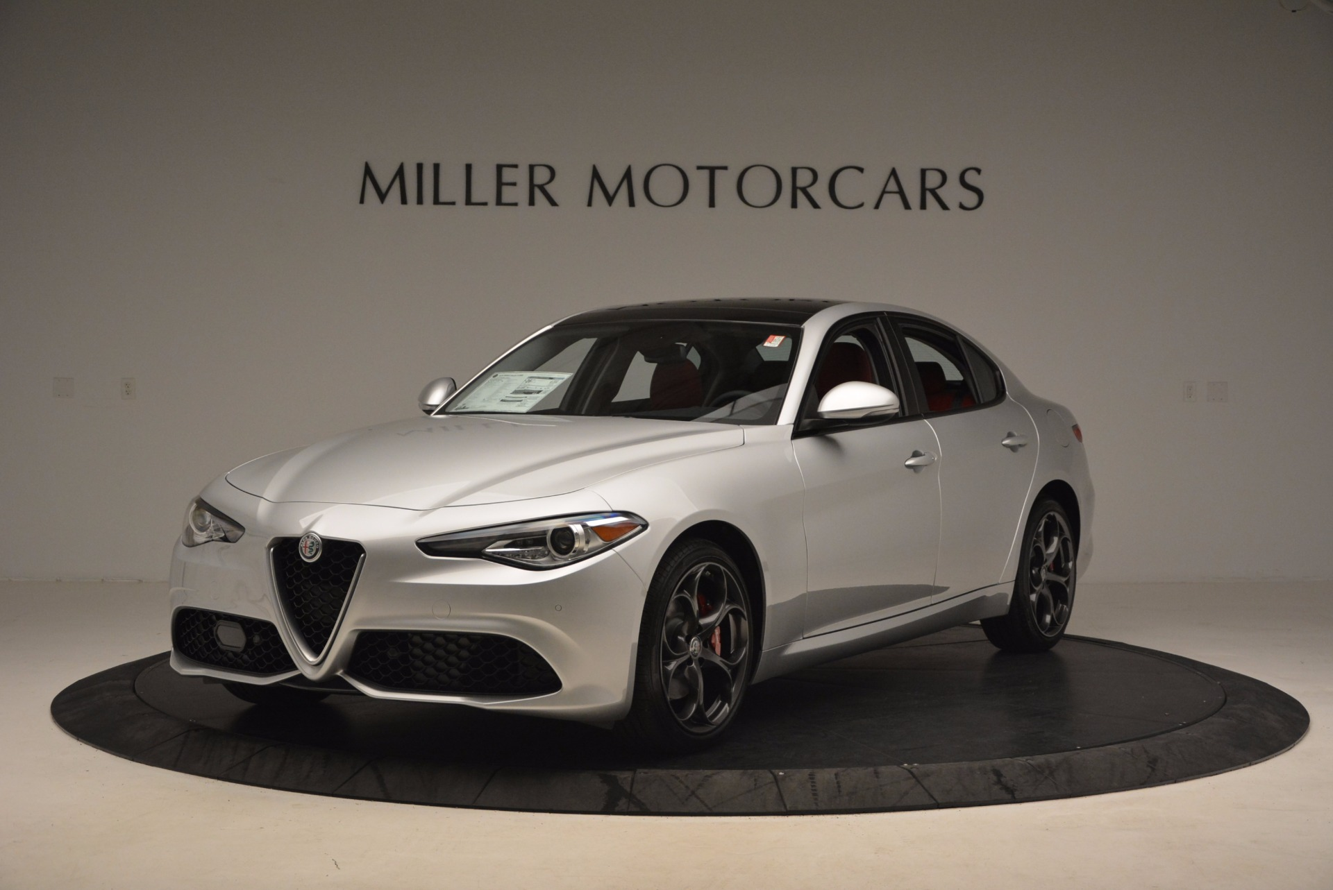 New 2017 Alfa Romeo Giulia Ti Q4 For Sale In Greenwich, CT 980_p3