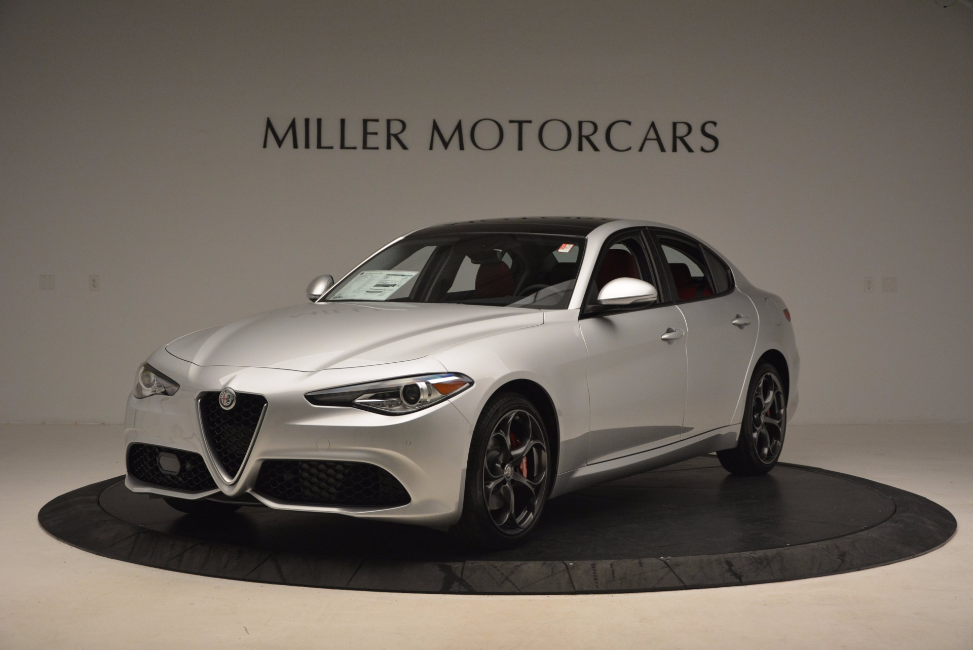 New 2017 Alfa Romeo Giulia Ti Q4 For Sale In Greenwich, CT 980_p4