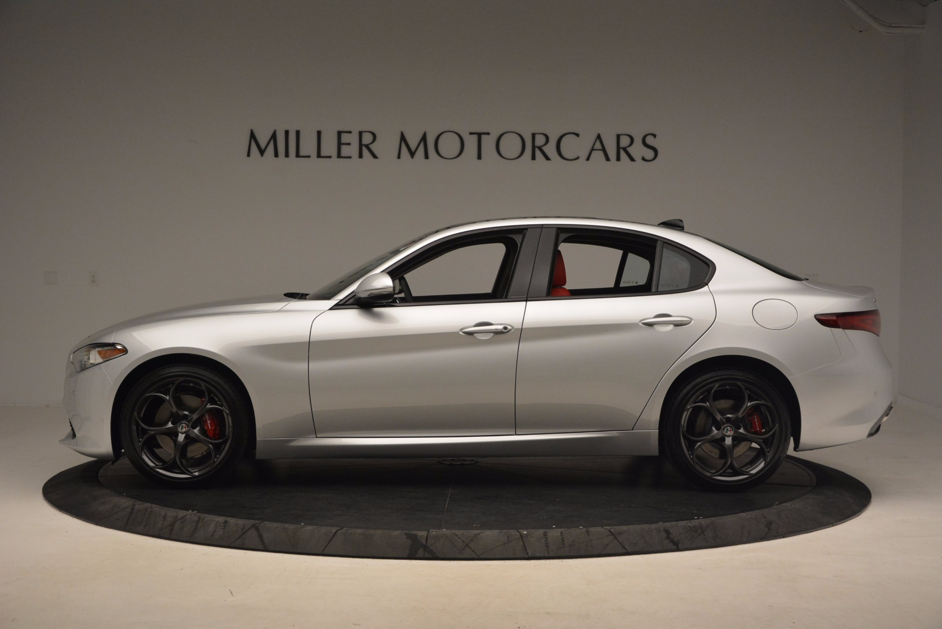 New 2017 Alfa Romeo Giulia Ti Q4 For Sale In Greenwich, CT 980_p5