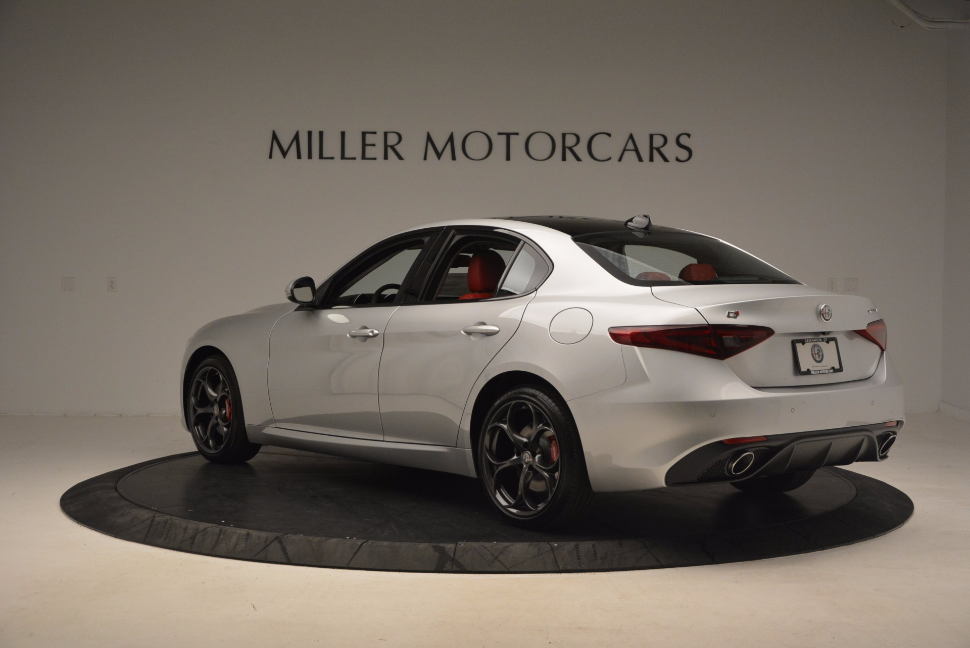 New 2017 Alfa Romeo Giulia Ti Q4 For Sale In Greenwich, CT 980_p6