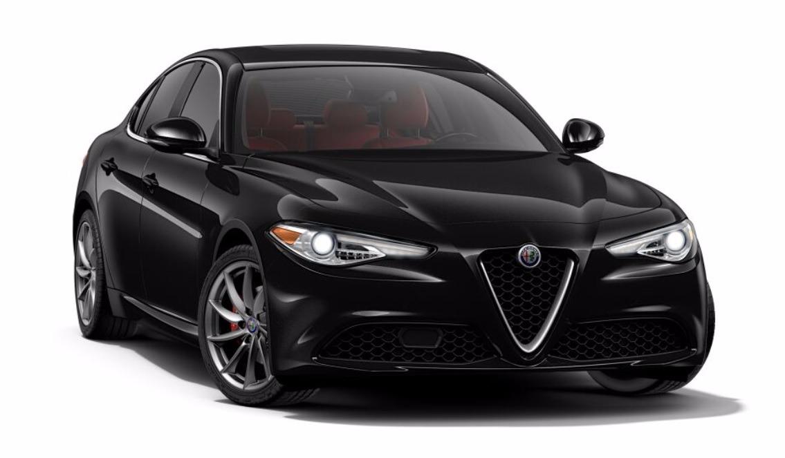 New 2017 Alfa Romeo Giulia Q4 For Sale In Greenwich, CT 981_main