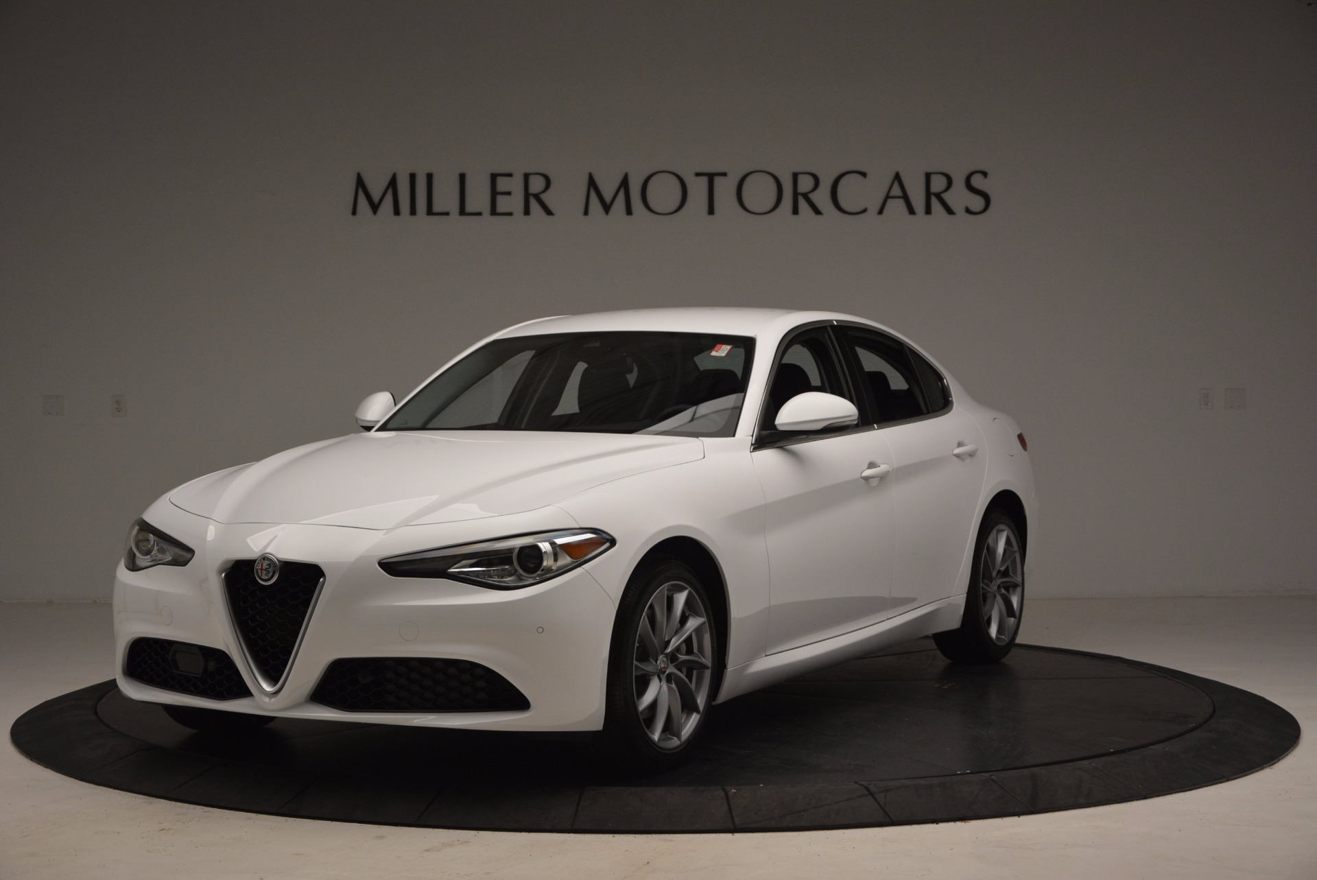 New 2017 Alfa Romeo Giulia Q4 For Sale In Greenwich, CT 986_main