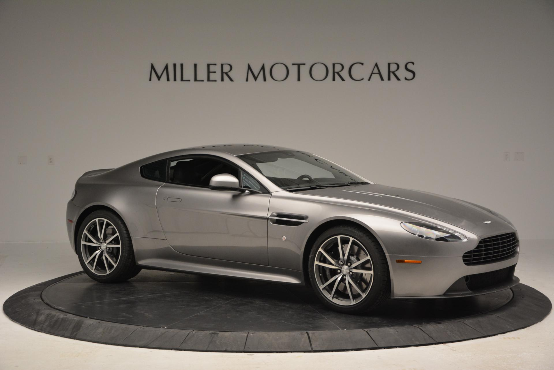 Used 2016 Aston Martin V8 Vantage GT Coupe For Sale In Greenwich, CT 99_p10