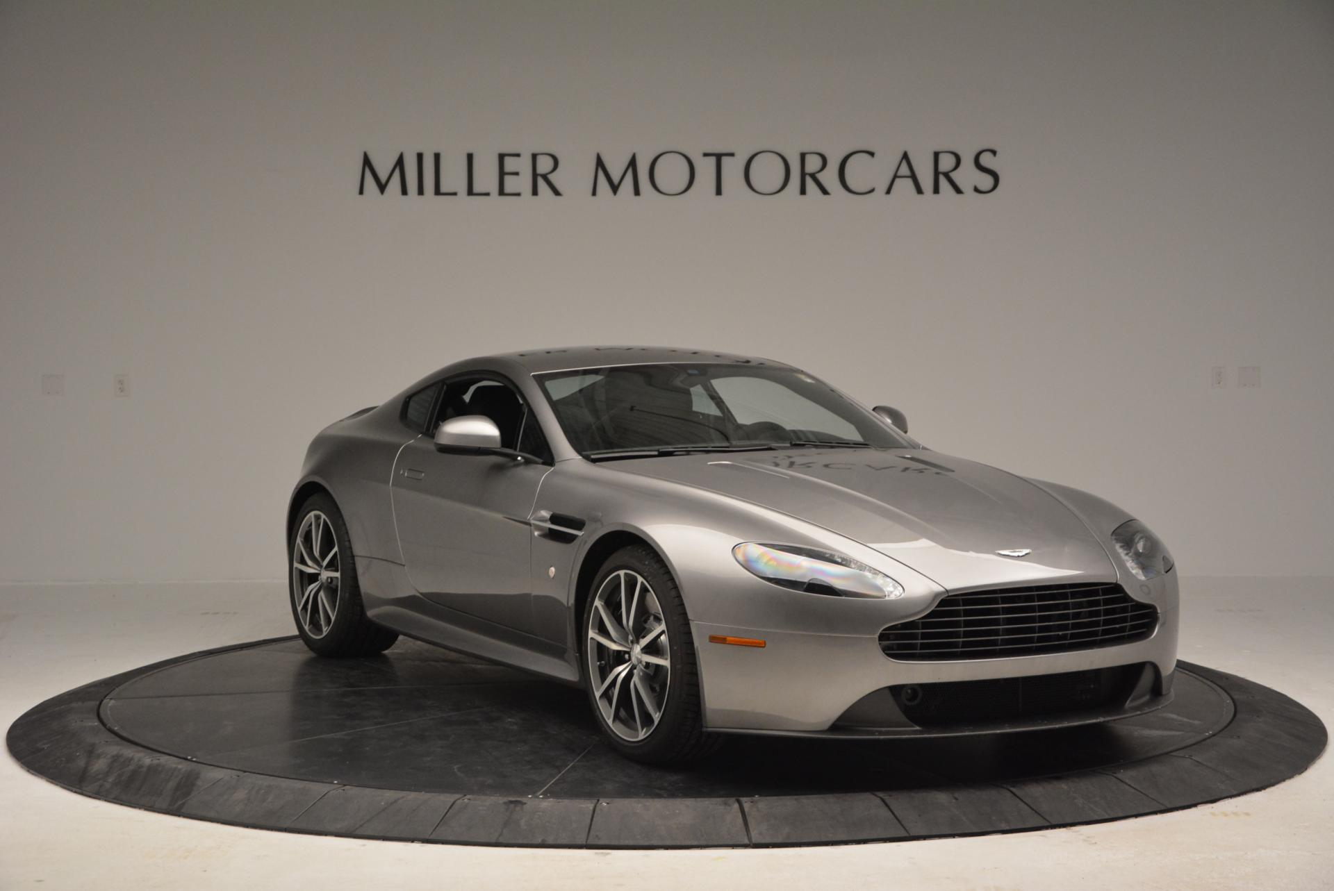 Used 2016 Aston Martin V8 Vantage GT Coupe For Sale In Greenwich, CT 99_p11