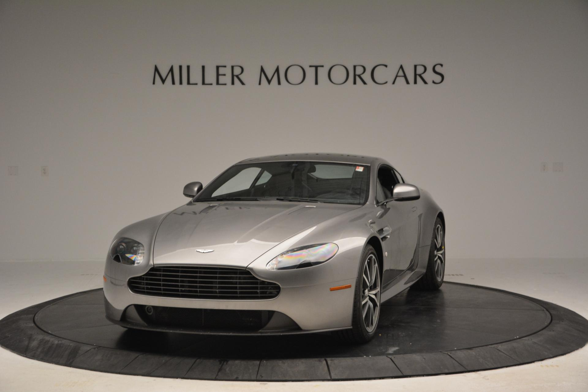 Used 2016 Aston Martin V8 Vantage GT Coupe For Sale In Greenwich, CT 99_p2