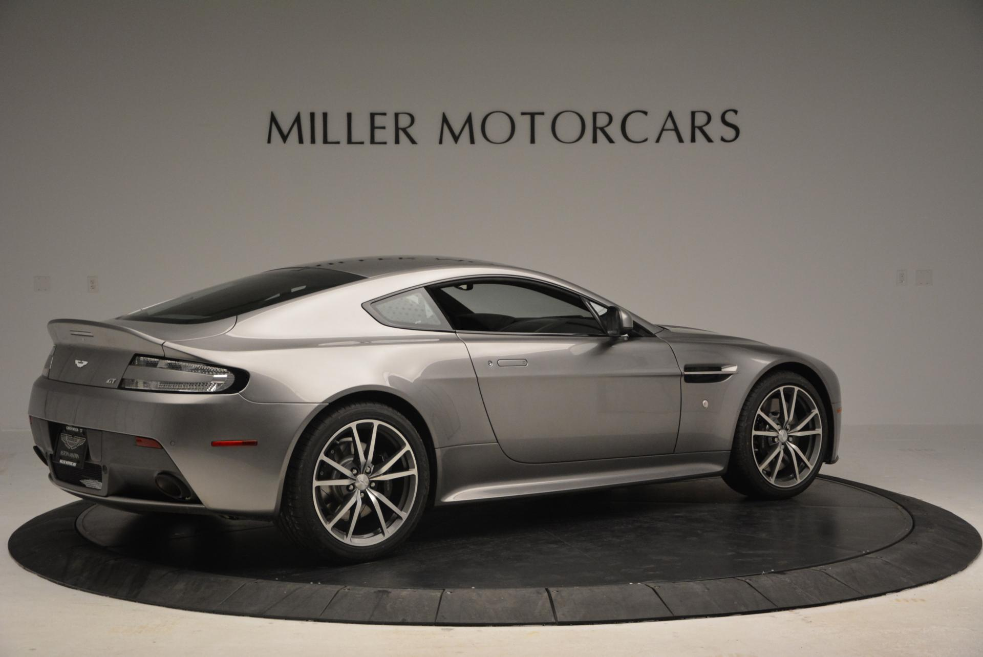 Used 2016 Aston Martin V8 Vantage GT Coupe For Sale In Greenwich, CT 99_p8