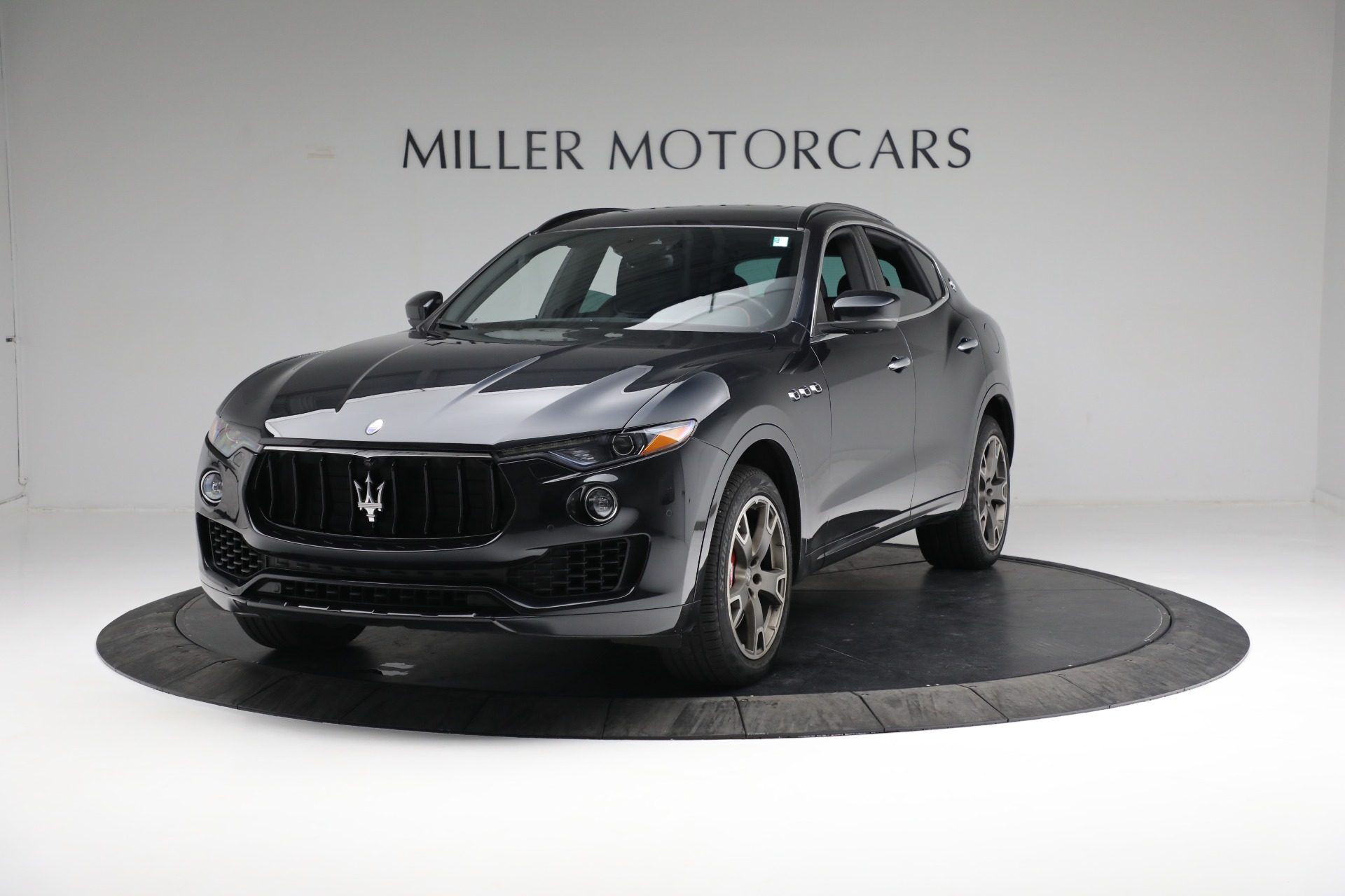 New 2017 Maserati Levante S For Sale In Greenwich, CT 991_main