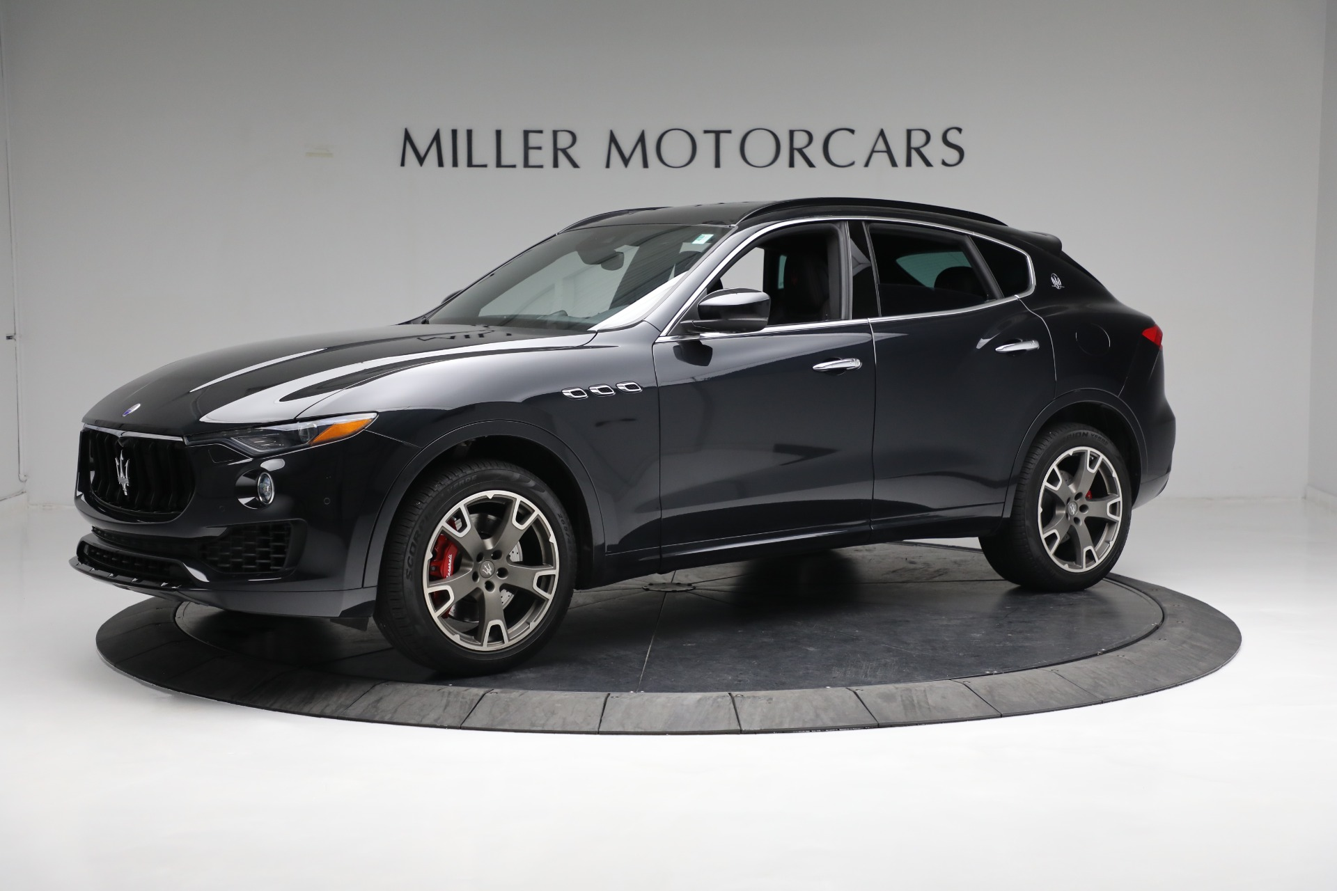 New 2017 Maserati Levante S For Sale In Greenwich, CT 991_p2