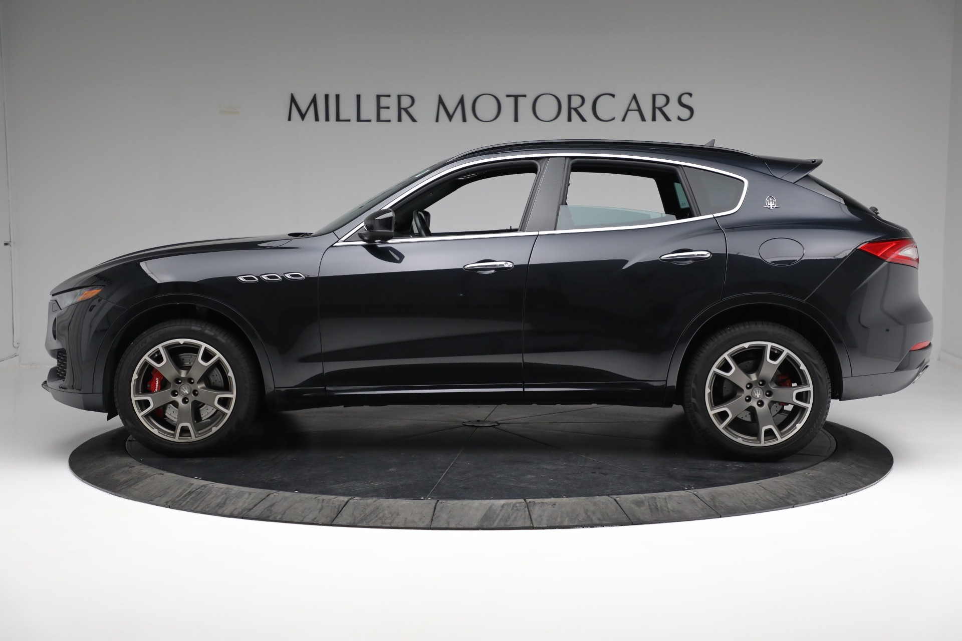 New 2017 Maserati Levante S For Sale In Greenwich, CT 991_p3