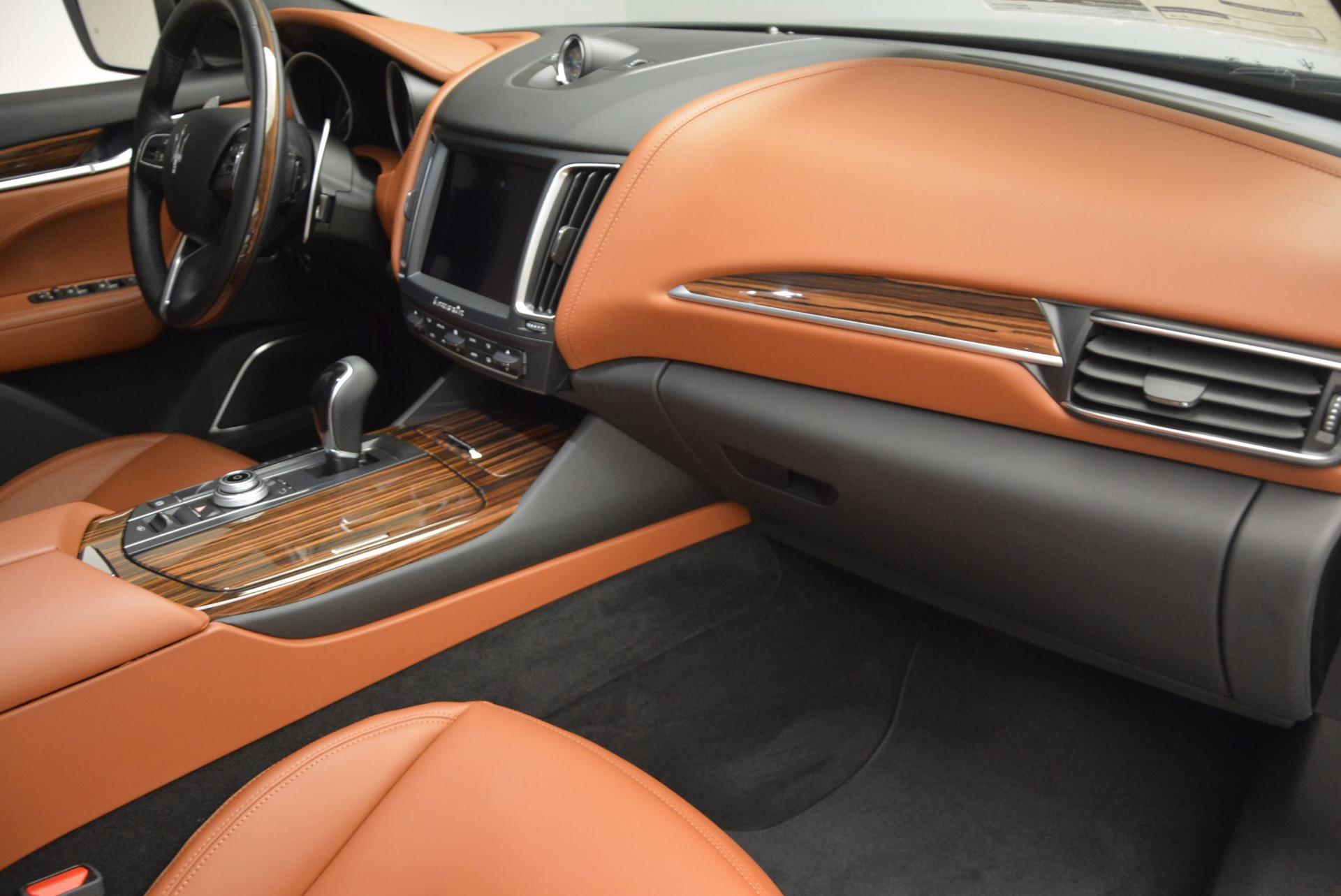 New 2017 Maserati Levante  For Sale In Greenwich, CT 992_p22