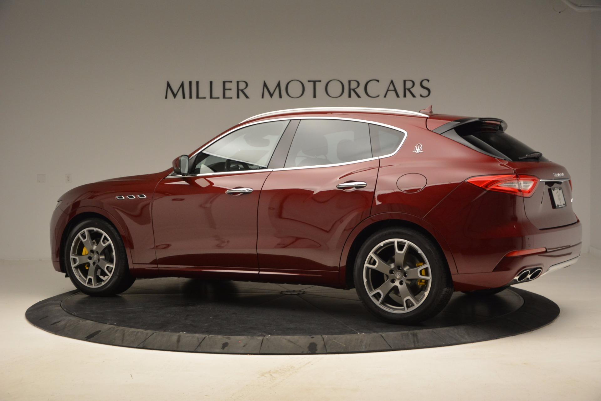 New 2017 Maserati Levante  For Sale In Greenwich, CT 992_p4