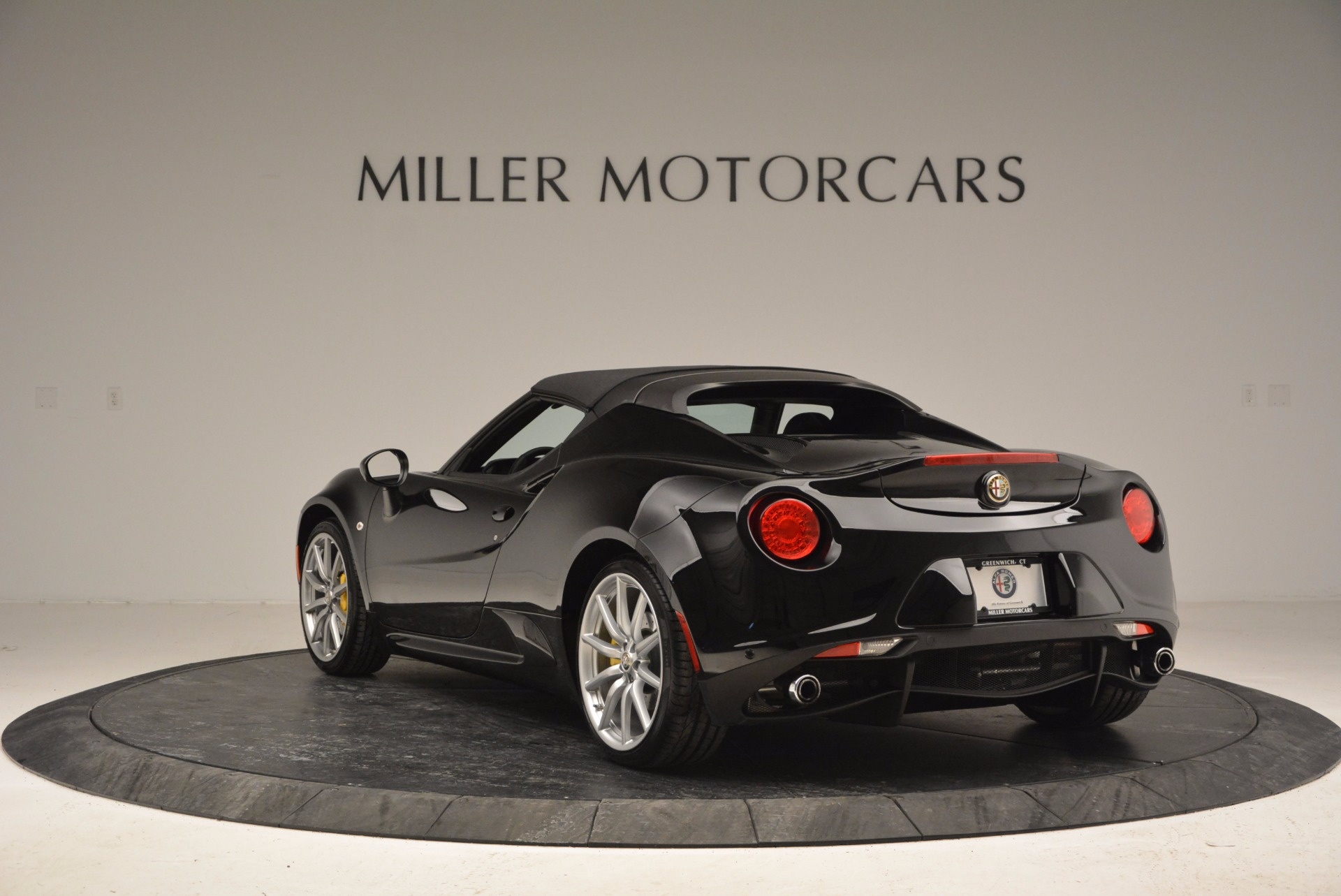 New 2016 Alfa Romeo 4C Spider For Sale In Greenwich, CT 993_p17