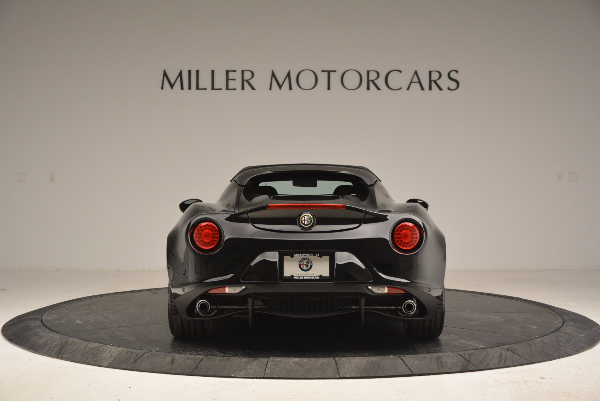 New 2016 Alfa Romeo 4C Spider For Sale In Greenwich, CT 993_p18