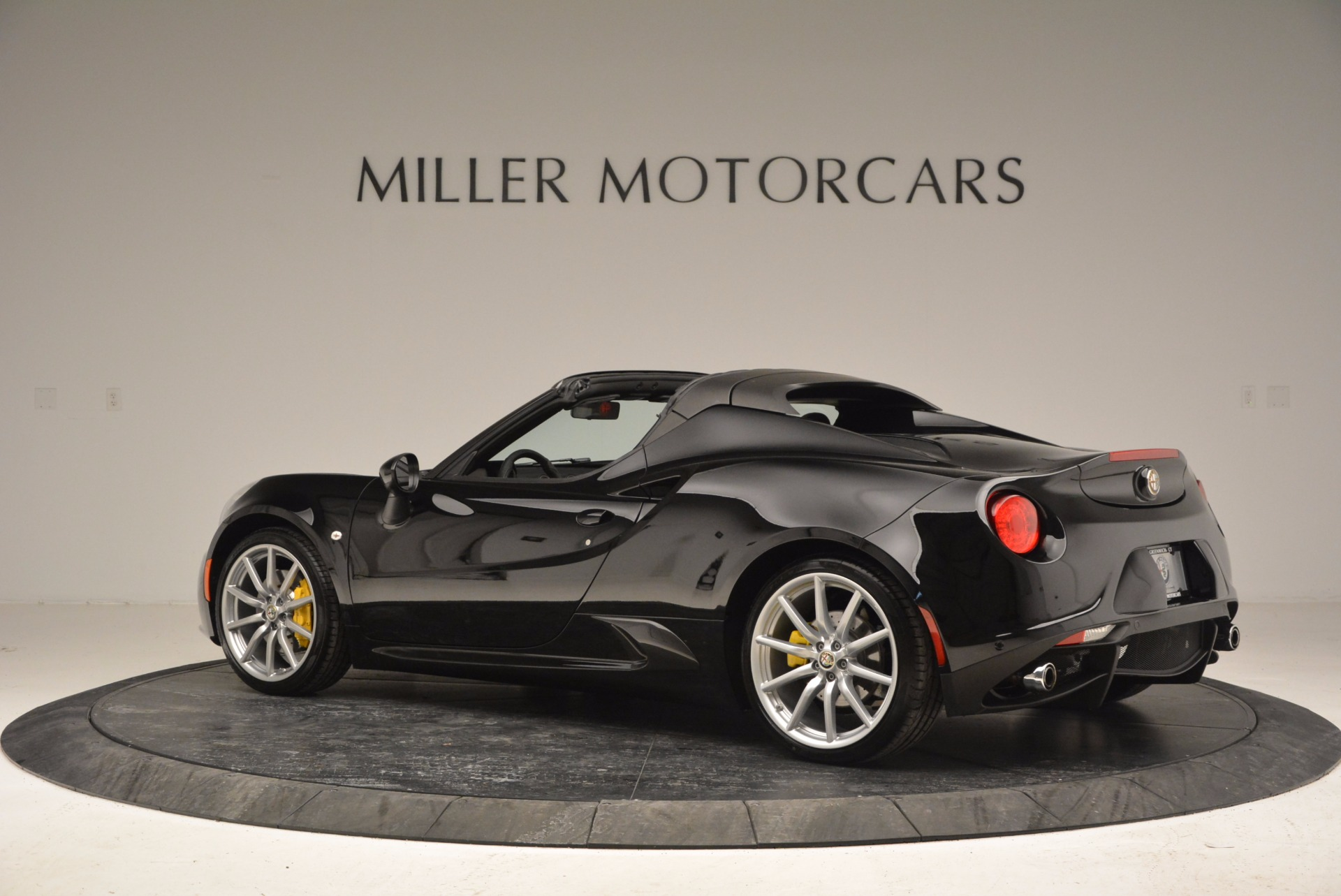 New 2016 Alfa Romeo 4C Spider For Sale In Greenwich, CT 993_p4