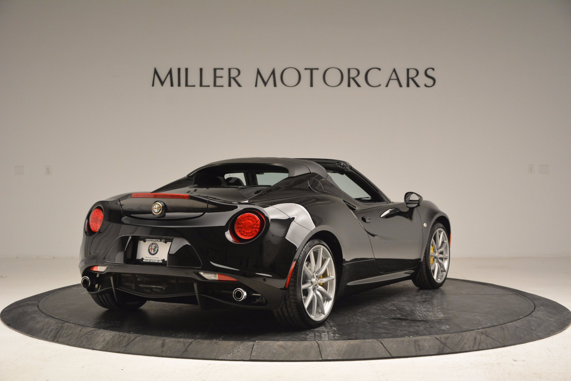 New 2016 Alfa Romeo 4C Spider For Sale In Greenwich, CT 993_p7