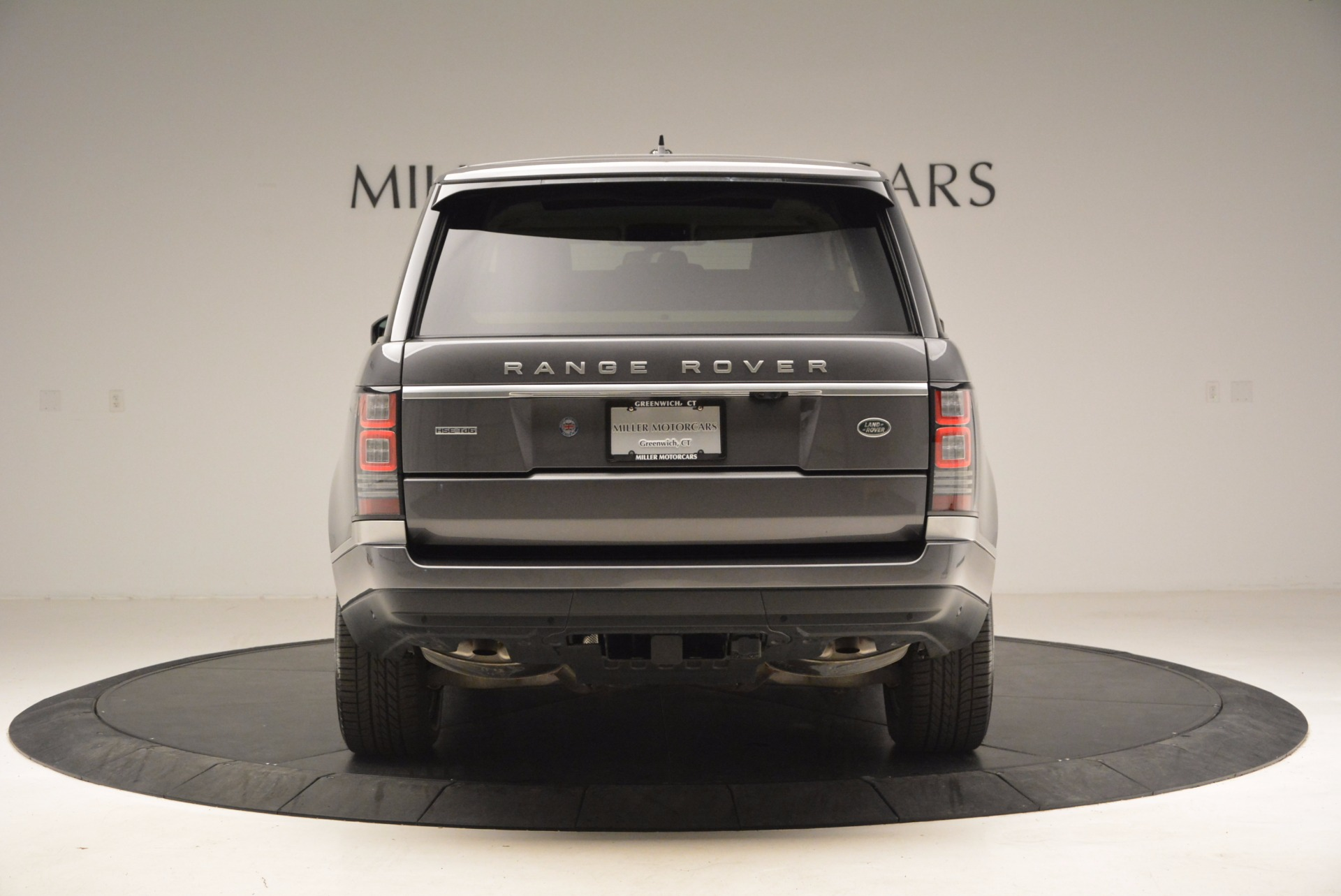 Used 2016 Land Rover Range Rover HSE TD6 For Sale In Greenwich, CT 999_p6