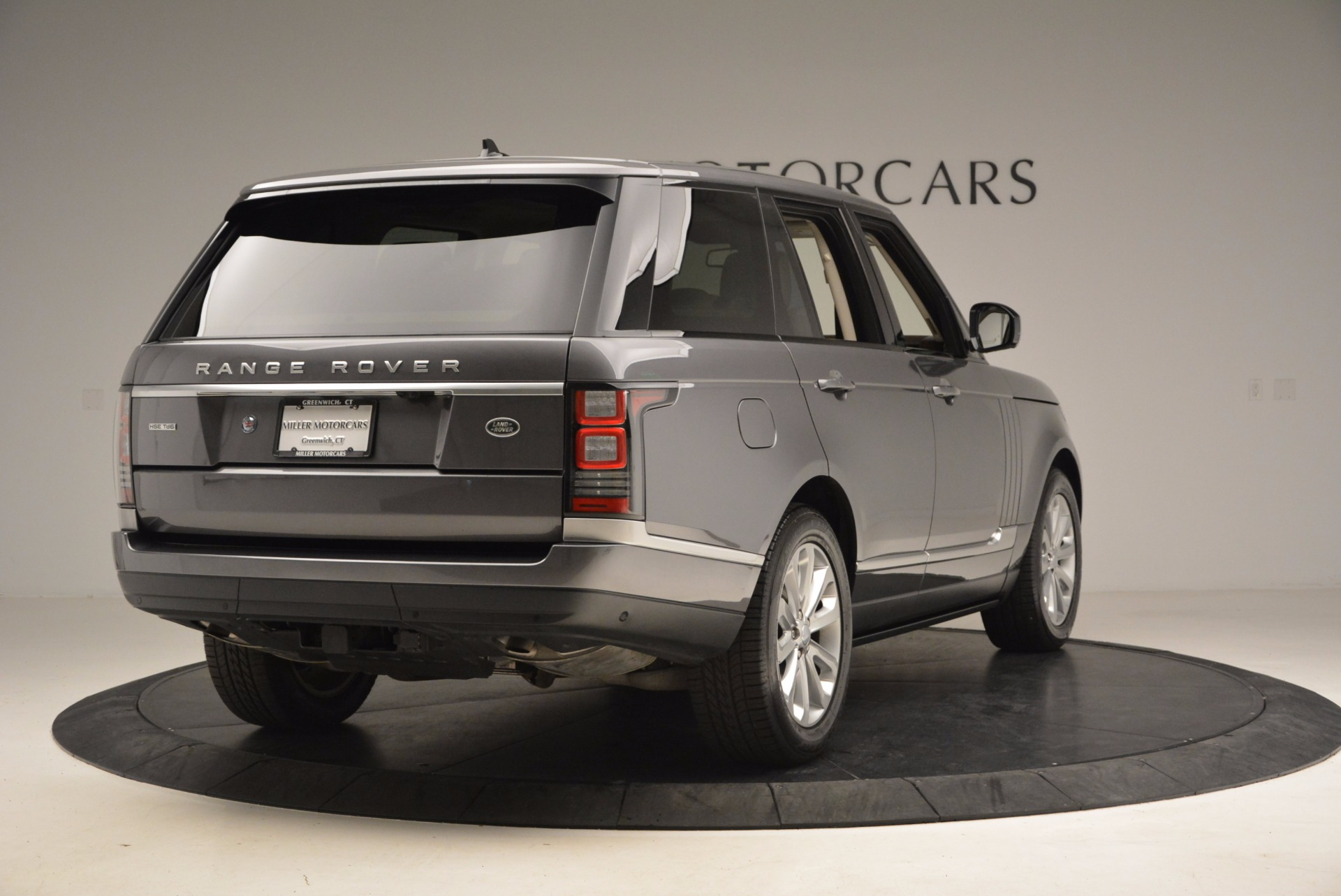 Used 2016 Land Rover Range Rover HSE TD6 For Sale In Greenwich, CT 999_p7