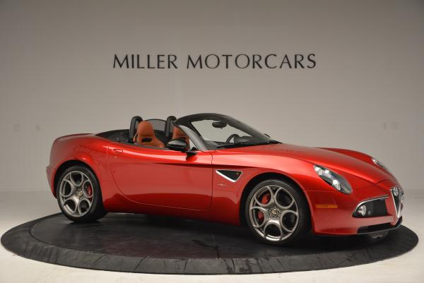 Used 2009 Alfa Romeo 8C Competizione Spider for sale $353,900 at Bentley Greenwich in Greenwich CT 06830 10