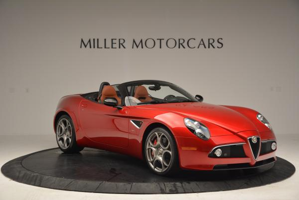 Used 2009 Alfa Romeo 8C Competizione Spider for sale $353,900 at Bentley Greenwich in Greenwich CT 06830 11