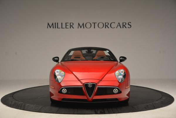 Used 2009 Alfa Romeo 8C Competizione Spider for sale $353,900 at Bentley Greenwich in Greenwich CT 06830 12