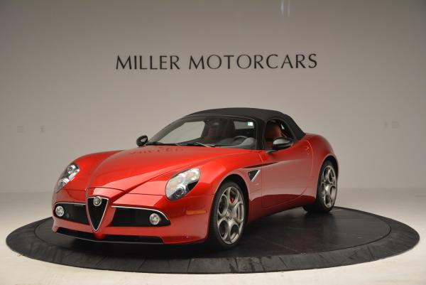 Used 2009 Alfa Romeo 8C Competizione Spider for sale $353,900 at Bentley Greenwich in Greenwich CT 06830 13