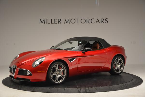 Used 2009 Alfa Romeo 8C Competizione Spider for sale $353,900 at Bentley Greenwich in Greenwich CT 06830 14
