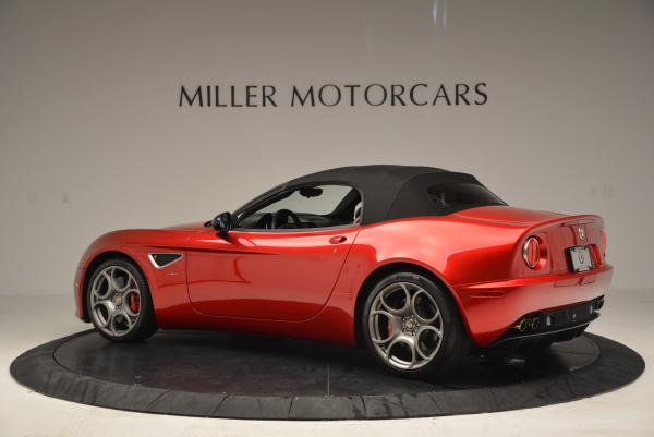 Used 2009 Alfa Romeo 8C Competizione Spider for sale $353,900 at Bentley Greenwich in Greenwich CT 06830 16