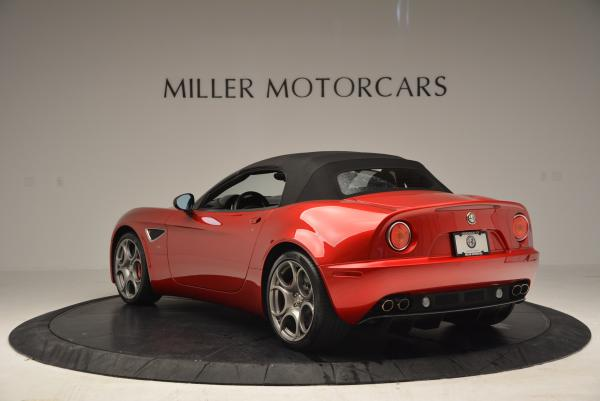 Used 2009 Alfa Romeo 8C Competizione Spider for sale $353,900 at Bentley Greenwich in Greenwich CT 06830 17