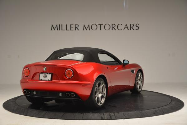 Used 2009 Alfa Romeo 8C Competizione Spider for sale $353,900 at Bentley Greenwich in Greenwich CT 06830 19