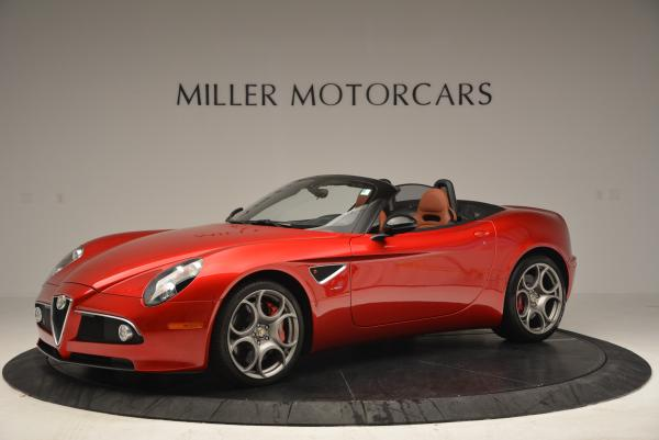 Used 2009 Alfa Romeo 8C Competizione Spider for sale $353,900 at Bentley Greenwich in Greenwich CT 06830 2