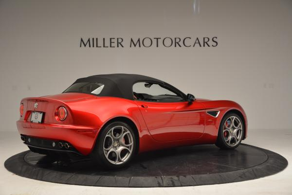 Used 2009 Alfa Romeo 8C Competizione Spider for sale $353,900 at Bentley Greenwich in Greenwich CT 06830 20