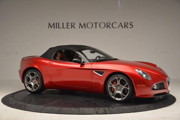 Used 2009 Alfa Romeo 8C Competizione Spider for sale $353,900 at Bentley Greenwich in Greenwich CT 06830 22