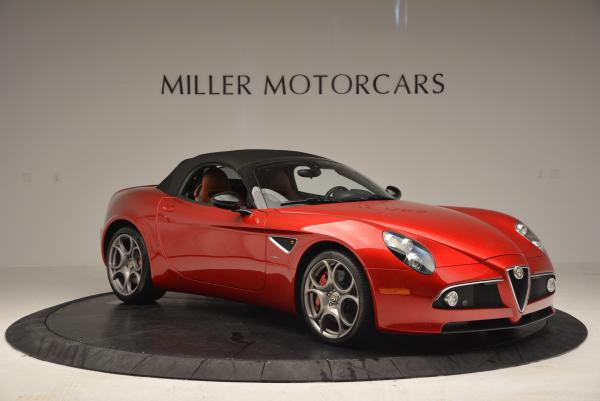 Used 2009 Alfa Romeo 8C Competizione Spider for sale $353,900 at Bentley Greenwich in Greenwich CT 06830 23