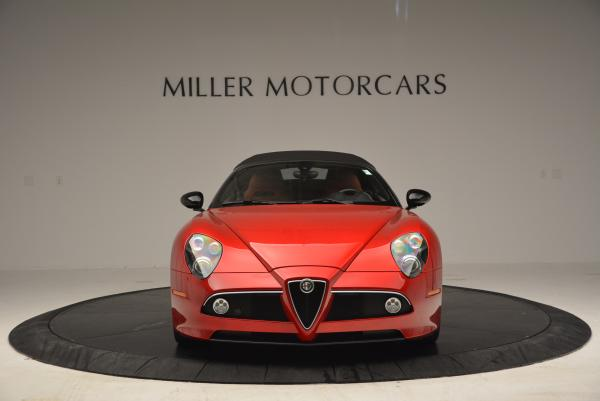 Used 2009 Alfa Romeo 8C Competizione Spider for sale $353,900 at Bentley Greenwich in Greenwich CT 06830 24