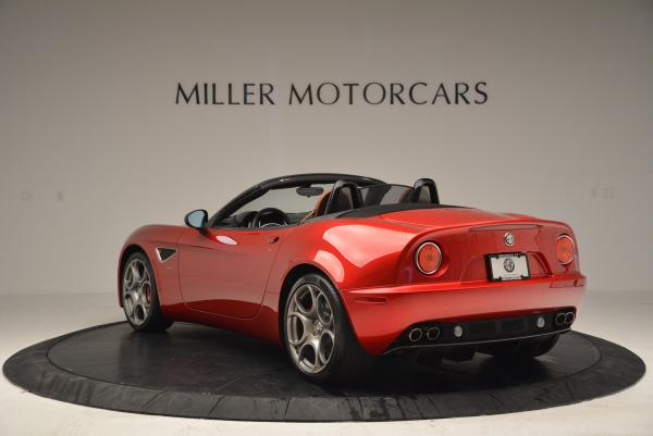 Used 2009 Alfa Romeo 8C Competizione Spider for sale $353,900 at Bentley Greenwich in Greenwich CT 06830 5