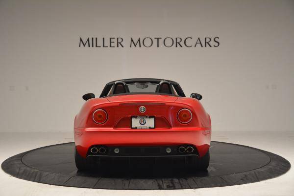 Used 2009 Alfa Romeo 8C Competizione Spider for sale $353,900 at Bentley Greenwich in Greenwich CT 06830 6