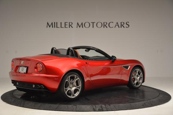 Used 2009 Alfa Romeo 8C Competizione Spider for sale $353,900 at Bentley Greenwich in Greenwich CT 06830 8