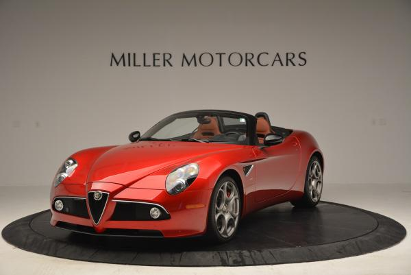 Used 2009 Alfa Romeo 8C Competizione Spider for sale $353,900 at Bentley Greenwich in Greenwich CT 06830 1